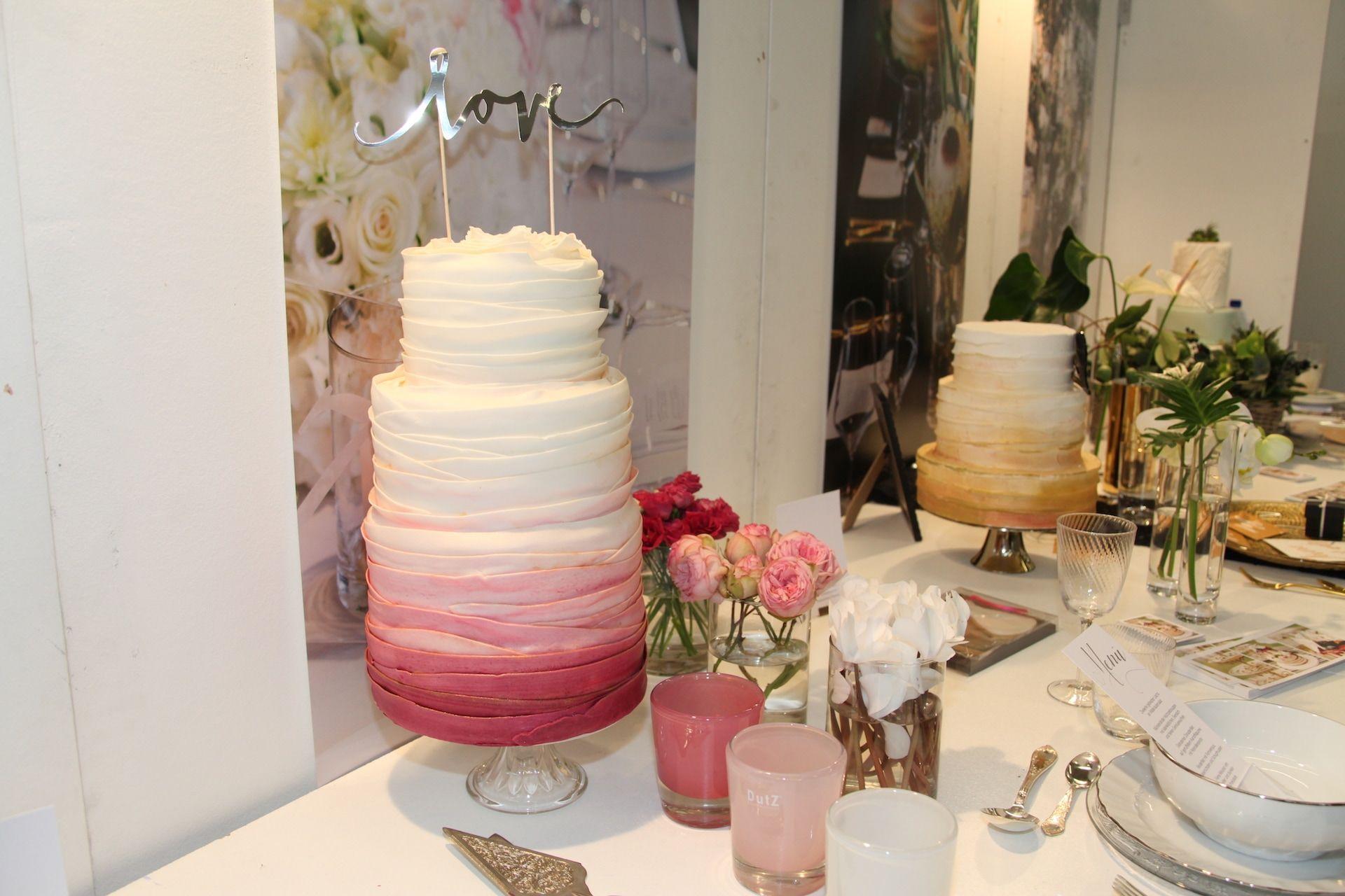 Hochzeitstorte mehrstöckig