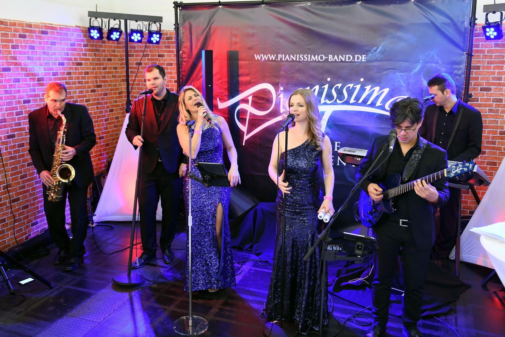Livemusik auf den Hochzeitstagen München