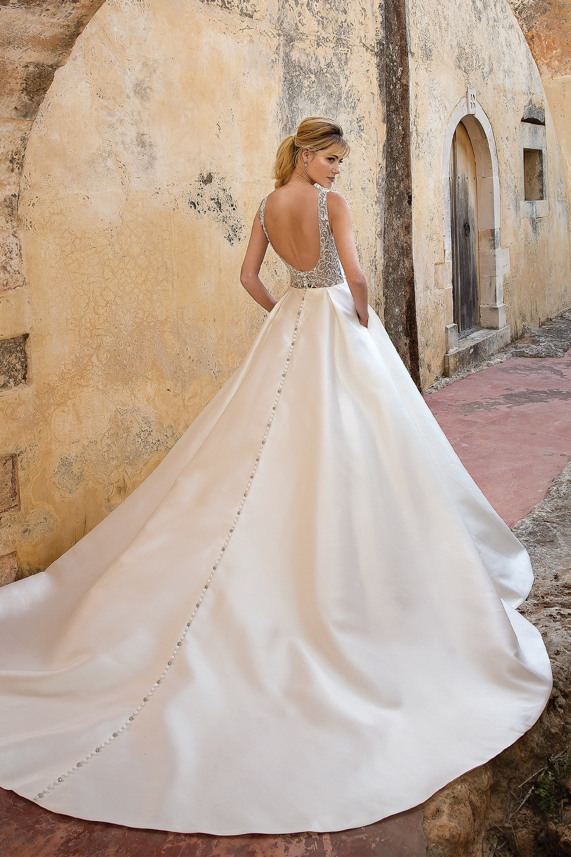 Brautkleid von Justin Alexander Modell 88038