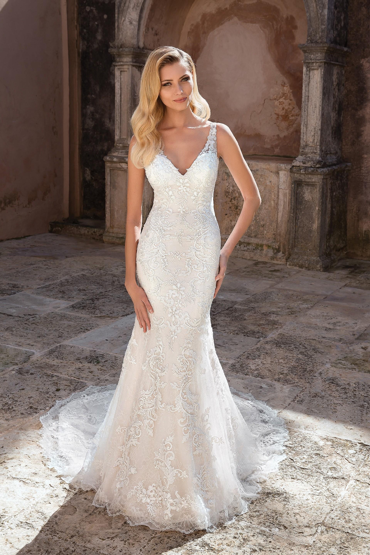 Brautkleid von Justin Alexander Modell 88047