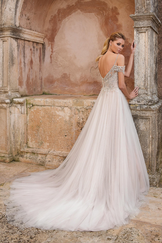 Brautkleid von Justin Alexander Modell 88052