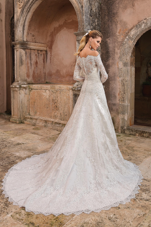 Brautkleid von Justin Alexander Modell 88055