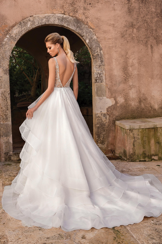 Brautkleid von Justin Alexander Modell 88059
