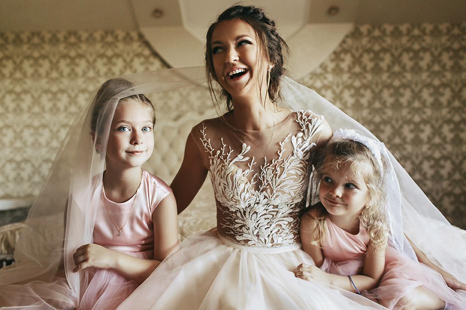 Pro & Contra: Kinder von der Hochzeit ausladen