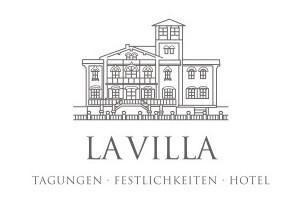 LA VILLA Hotel Logo