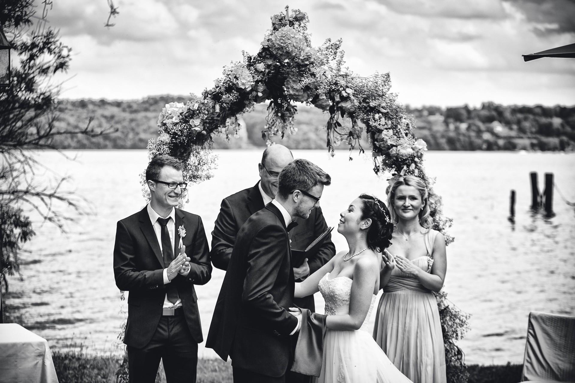 LA VILLA Hotel - Hochzeit am Starnberger See