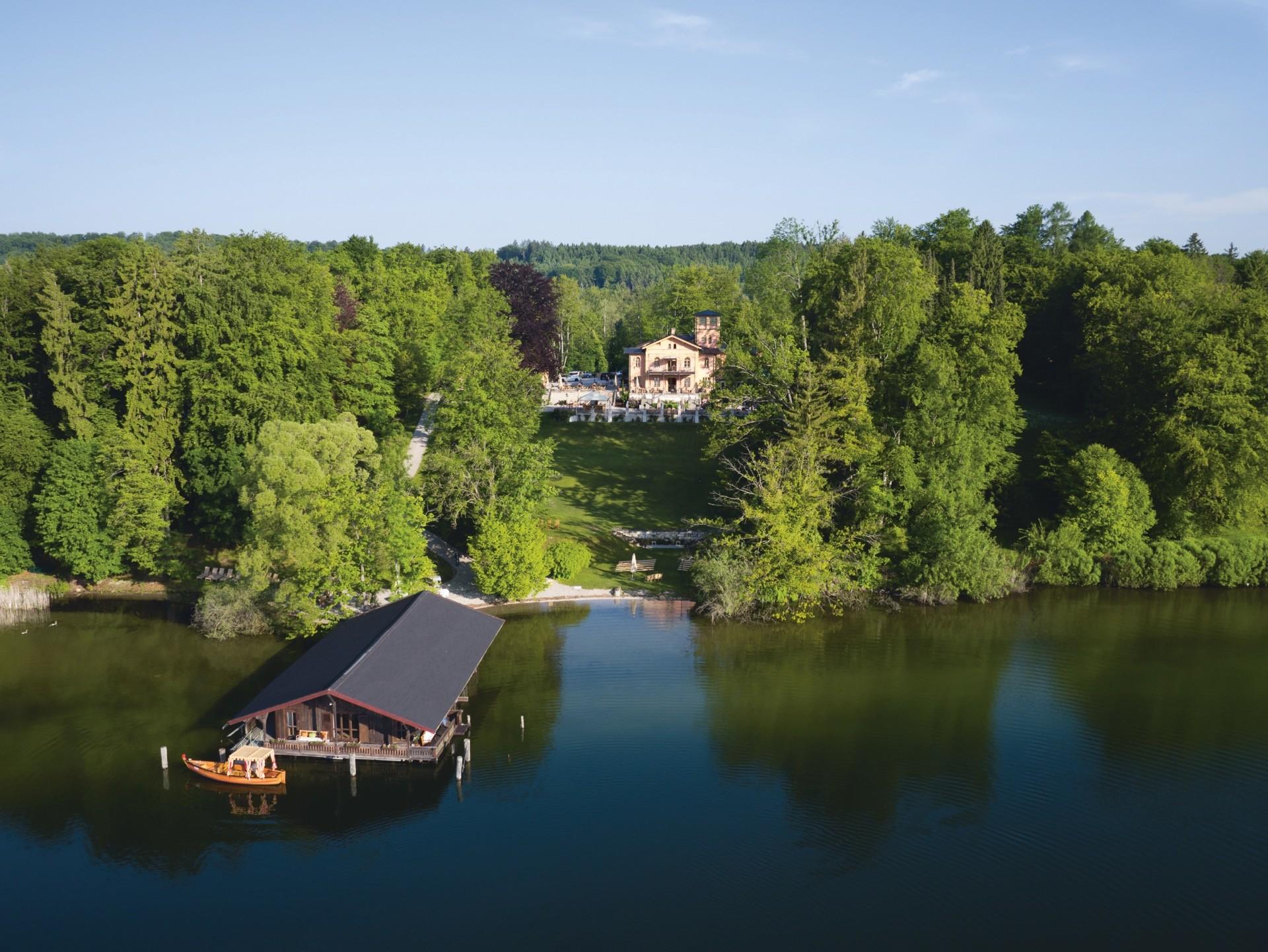 LA VILLA Hotel - Hochzeitslocation am Starnberger See