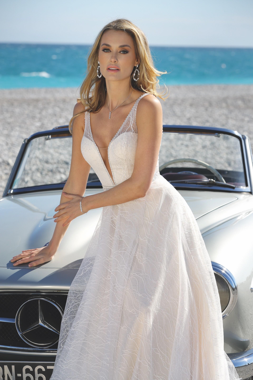 Brautkleid Modell 220005 von Ladybird