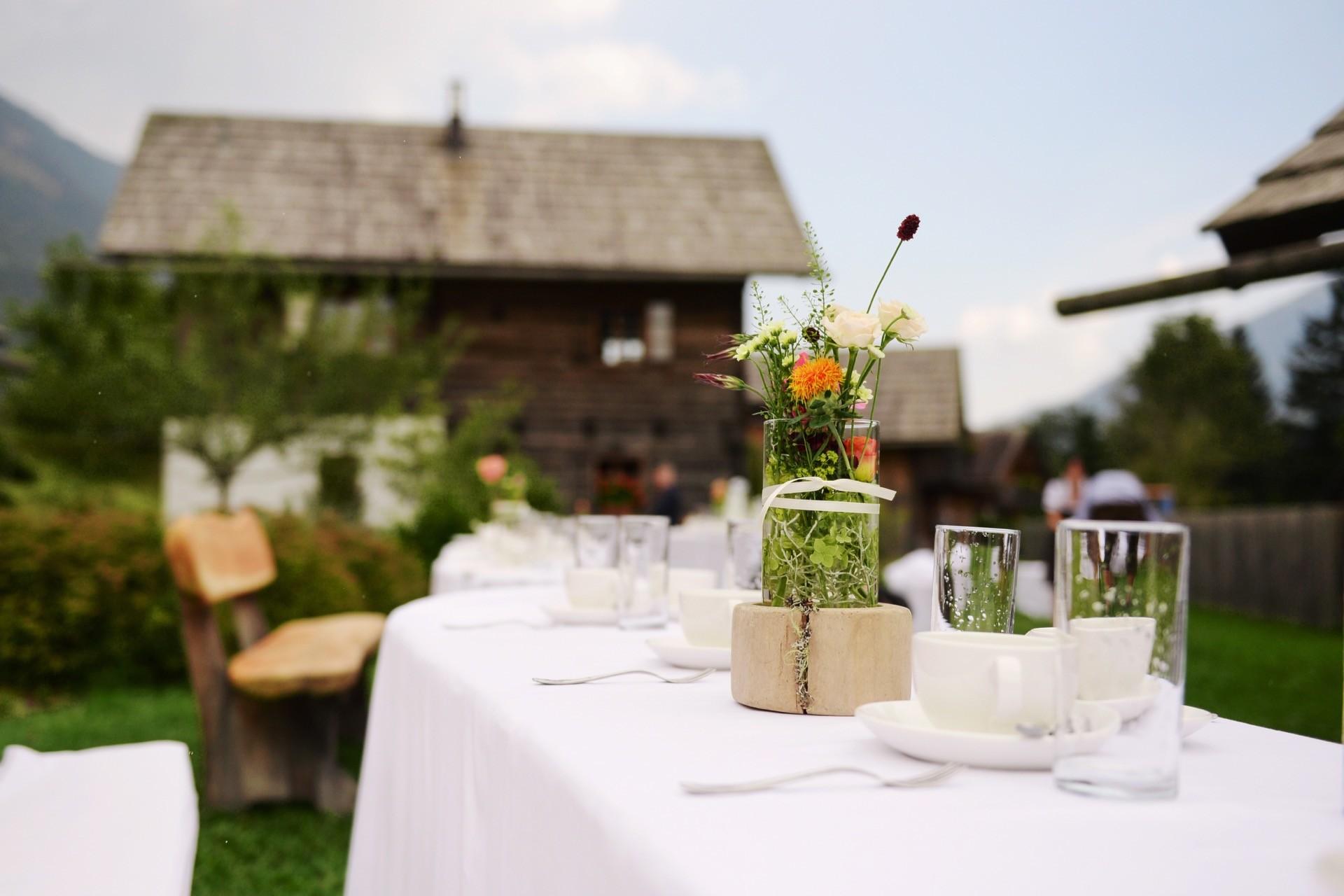 Heiraten auf dem Landgut Moserhof
