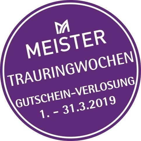 Meister Trauringwochen Gutschein-Verlosung