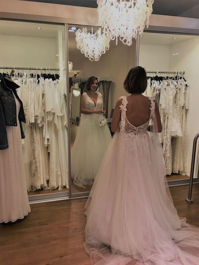 Brautkleider und Abendmode bei Modehaus Starp