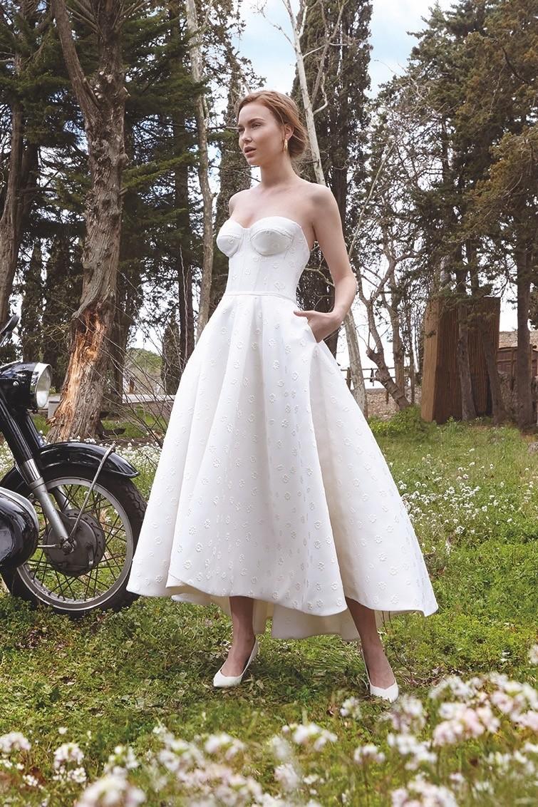 Brautkleid-Modell Chile von Novia d´Art