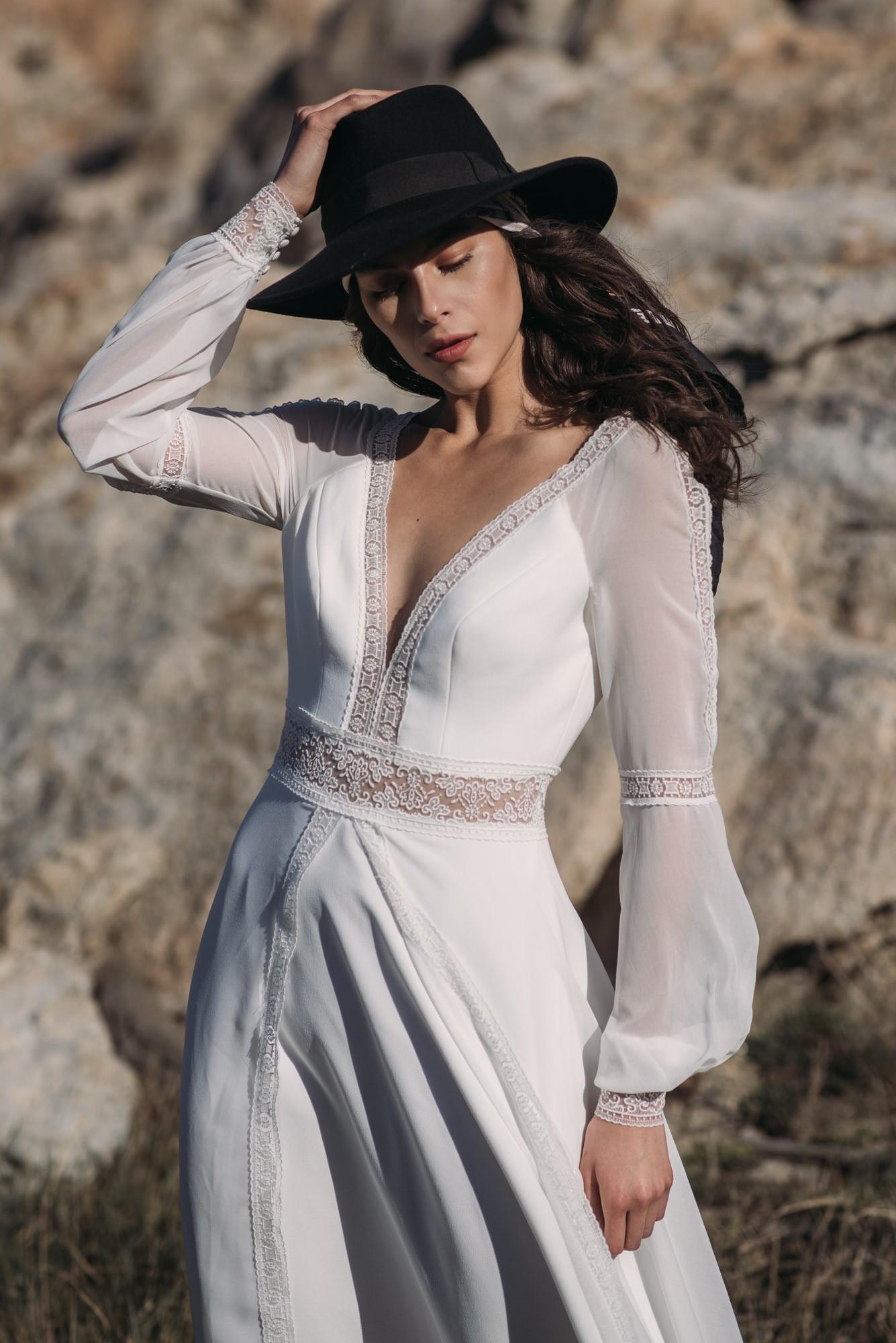 Brautkleid Modell Nina von Novia d´Art