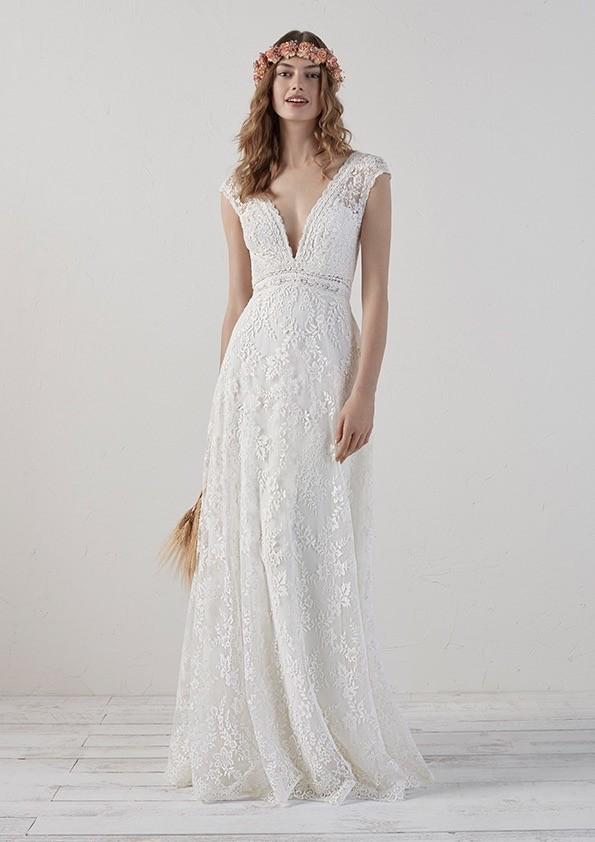 Brautkleid-Modell Ederne von Pronovias