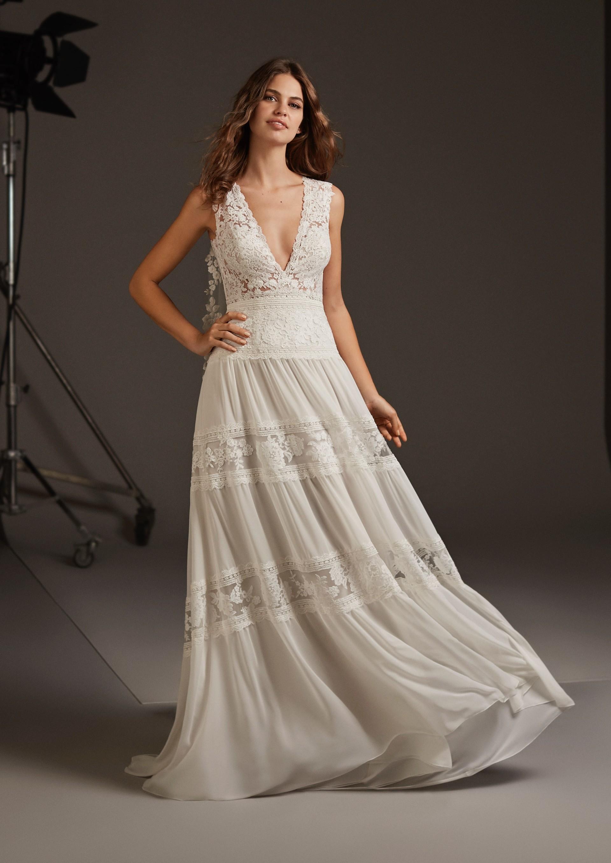 Brautkleid Modell Capella von Pronovias