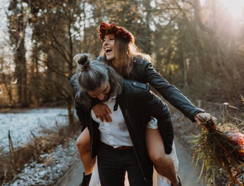 Hochzeitsinspiration: Romantisches Picknick meets Skateboard