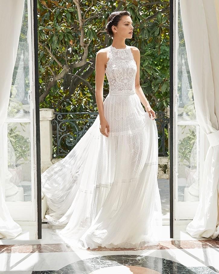 Brautkleid-Modell Mildred von Rosa Clara Couture