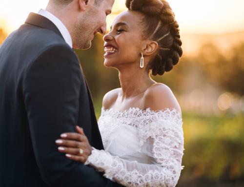 Rustic-Chic-Hochzeit in Südafrika