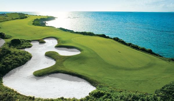 Sandals Emerald Bay Golfplatz