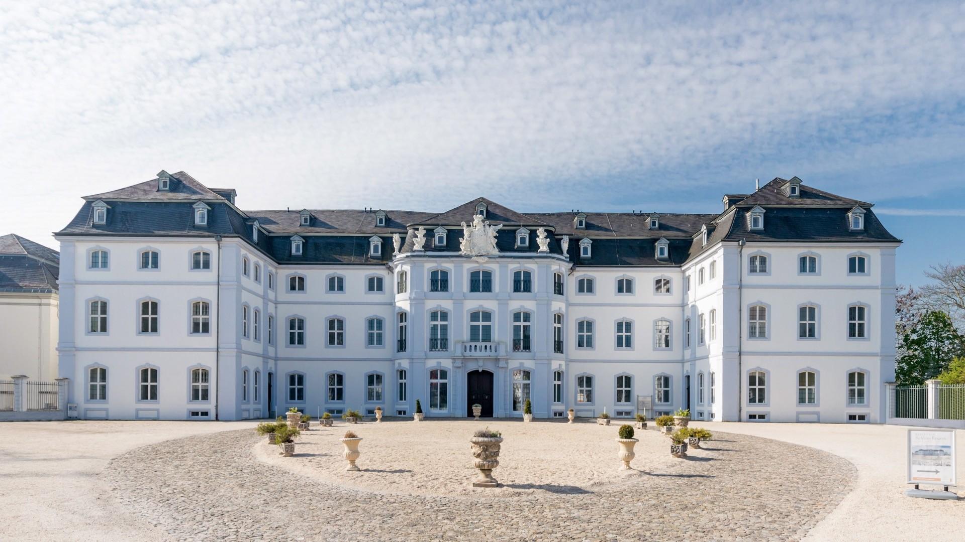 braut.de Sommer-Gewinnspiel 2019: Schloss Engers