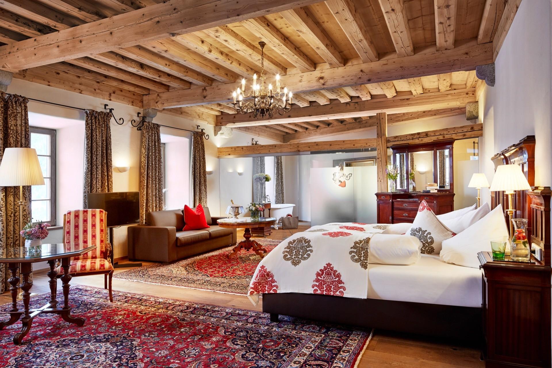 Schloss Mittersill Doppelzimmer