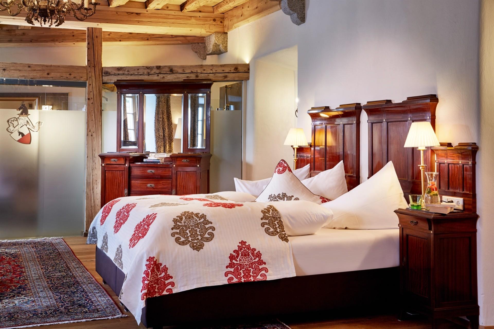 Schloss Mittersill Zimmer