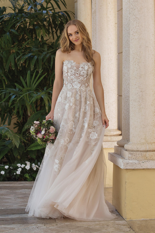 Brautkleid von Sincerity Bridal Modell 44073
