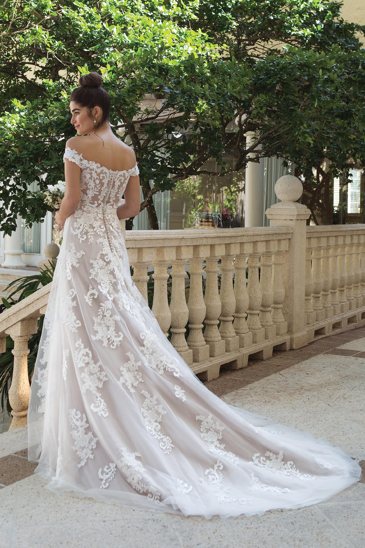 Brautkleid von Sincerity Bridal Modell 44075