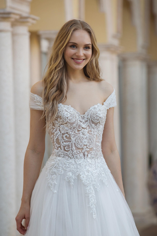 Brautkleid von Sincerity Bridal Modell 44076