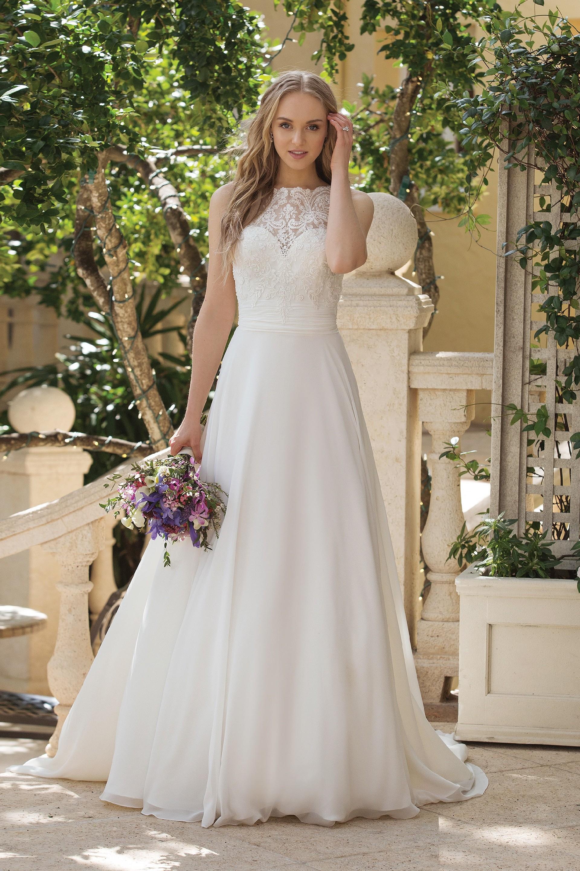 Brautkleid von Sincerity Bridal Modell 44085