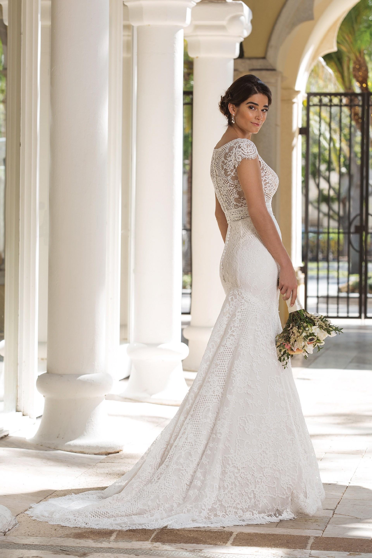 Brautkleid von Sincerity Bridal Modell 44092