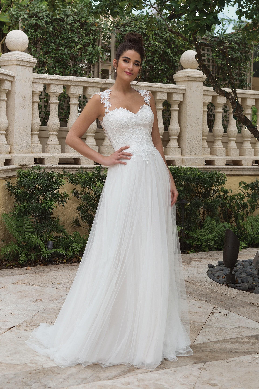 Brautkleid von Sincerity Bridal Modell 44094