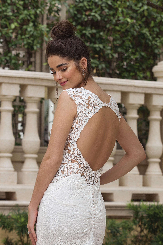 Brautkleid von Sincerity Bridal Modell 44097