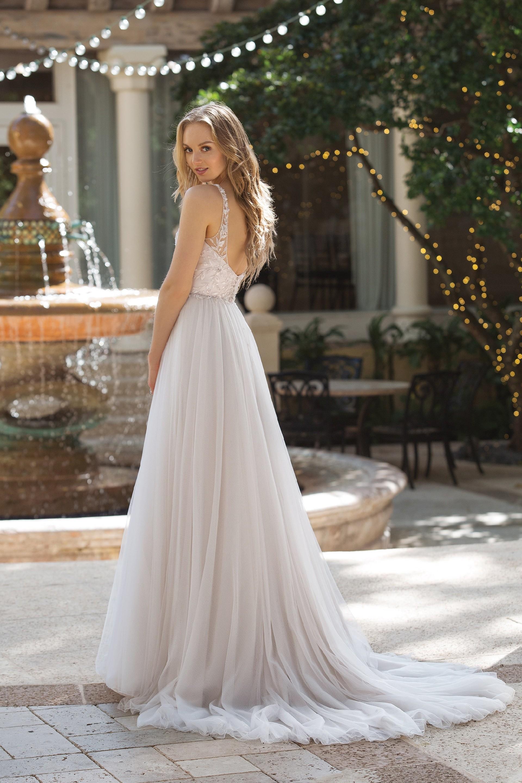 Brautkleid von Sincerity Bridal Modell 44105
