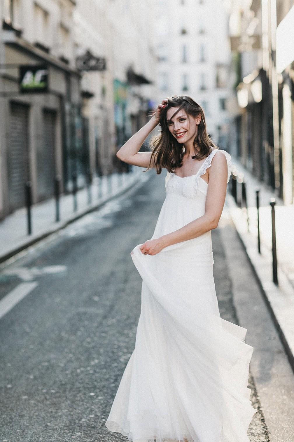 Brautkleid-Modell Kate von soeur coeur