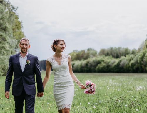Standesamtliche Hochzeit im kleinen Kreis
