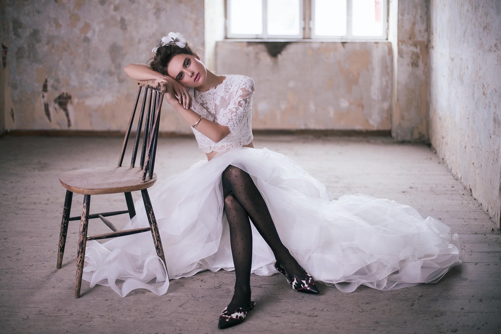 Brautkleid von Lisa Donetti