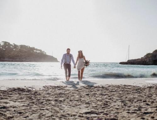 Style Shooting: Romantische Hochzeit auf Mallorca