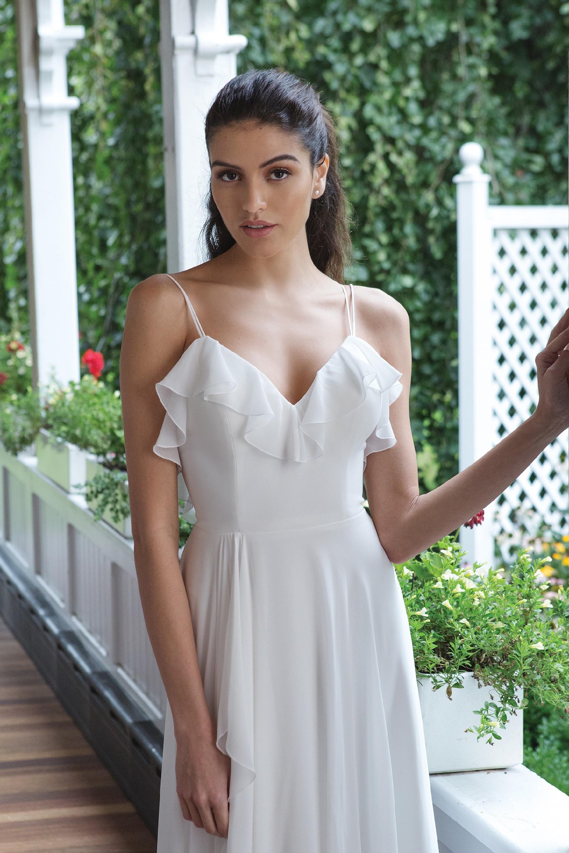 Modell 11060 aus Brautmoden-Kollektion Herbst 2019 von Sweetheart