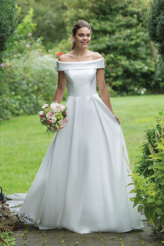 Die neue Brautmoden-Kollektion Herbst 20 von Sweetheart
