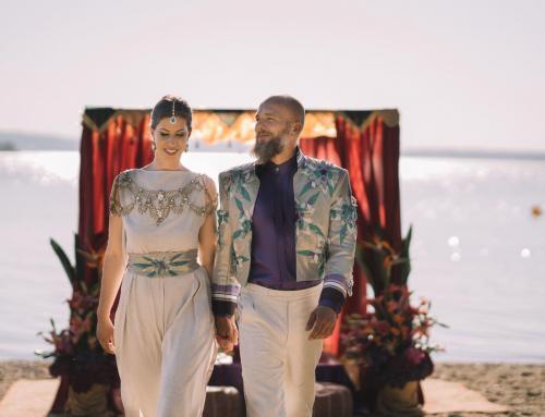 Wedding Style Shoot: 1001 Nacht am Chiemsee