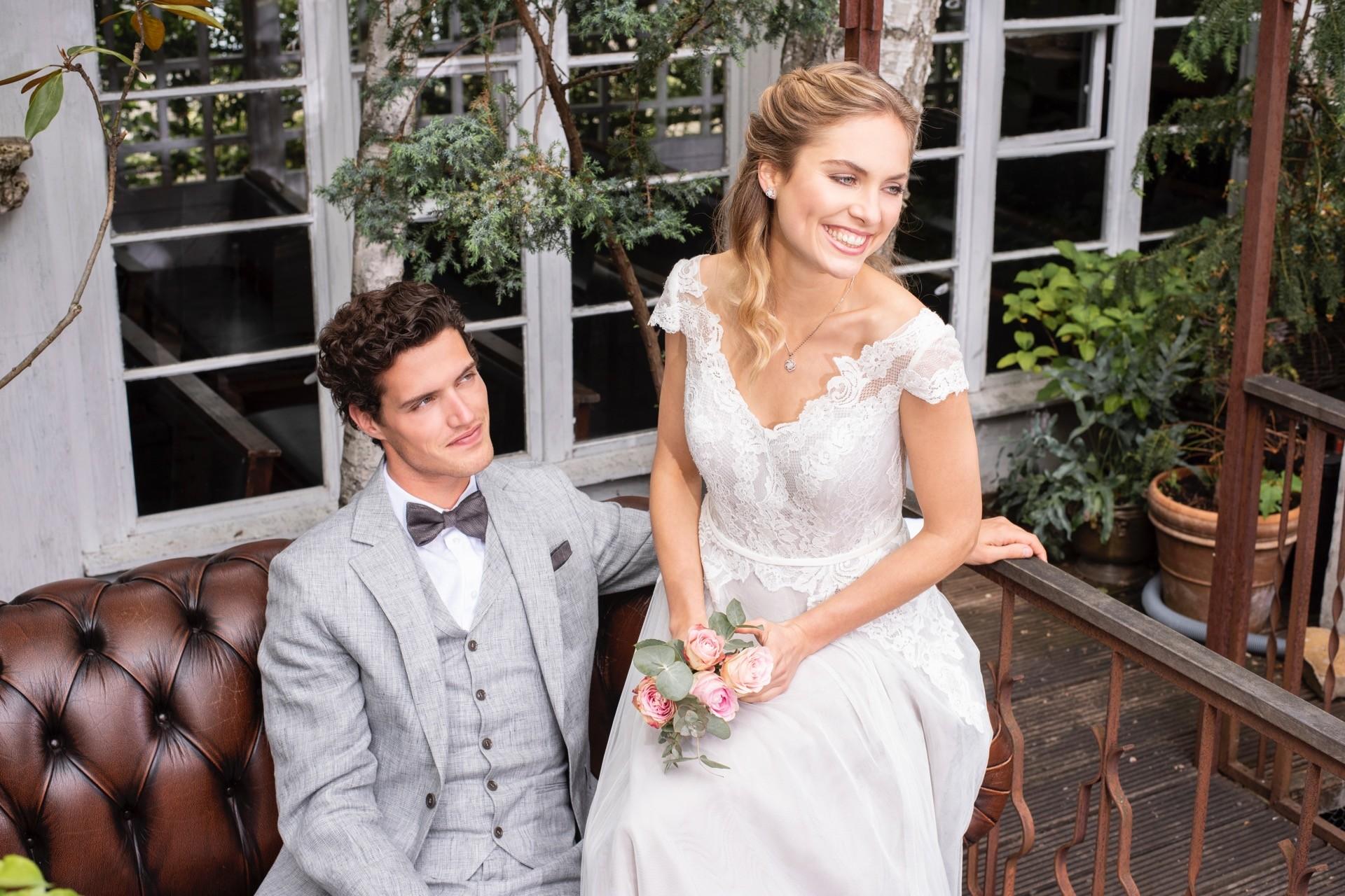 Weise Brautmodenkollektion 2020 Be True Modell 337602