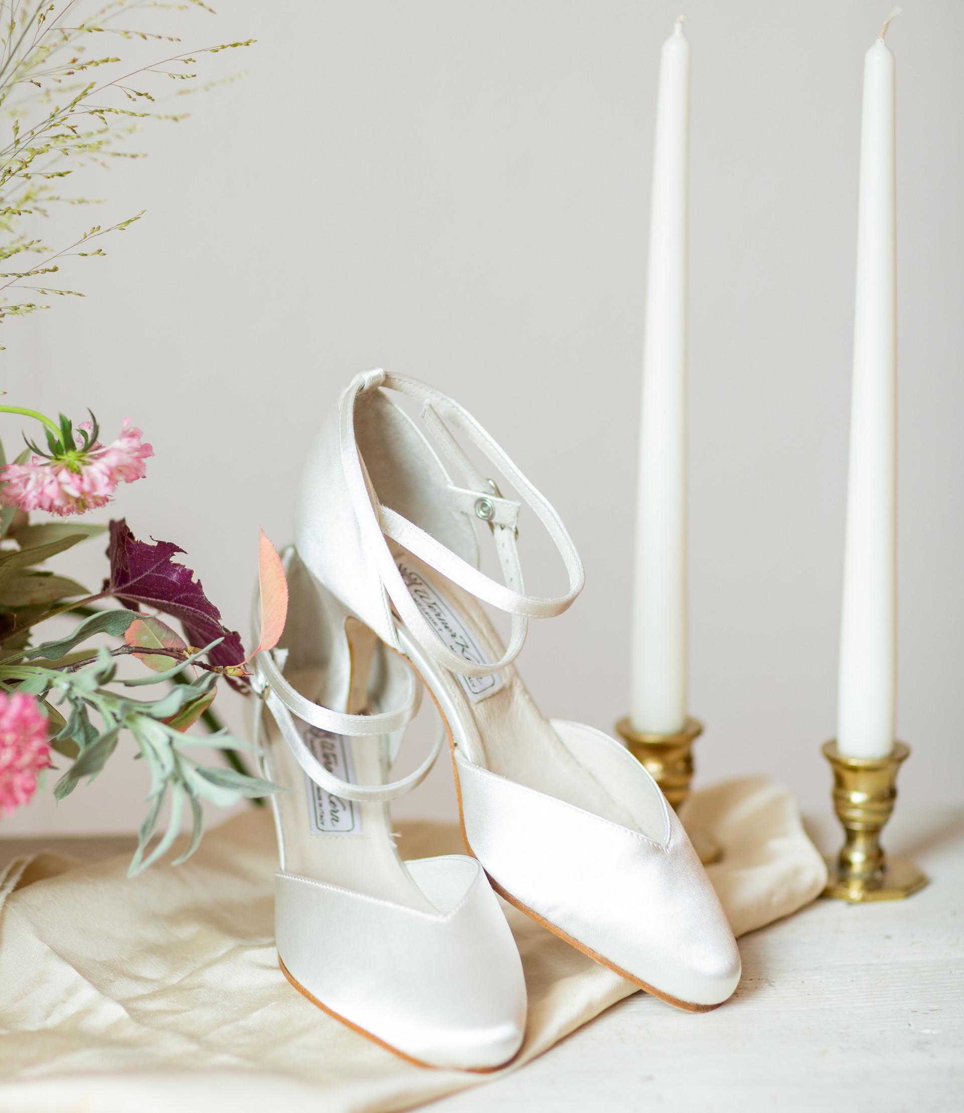 sports shoes b18fa 18faa Stylisch und bequem: Tanzschuhe als Brautschuhe - Heiraten ...